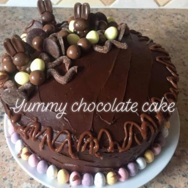 Belinda Gray-Valentine Bake off