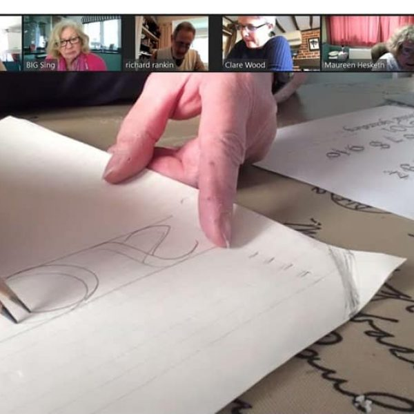 Jackie Abrehart-Calligraphy Talents