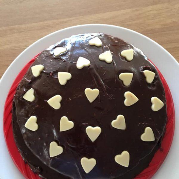 Jenny Thornhill-Valentine Bake off