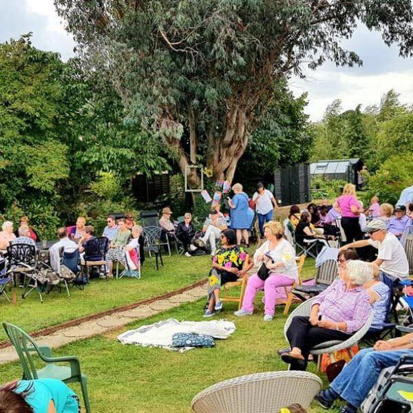 Maldon Garden Party1