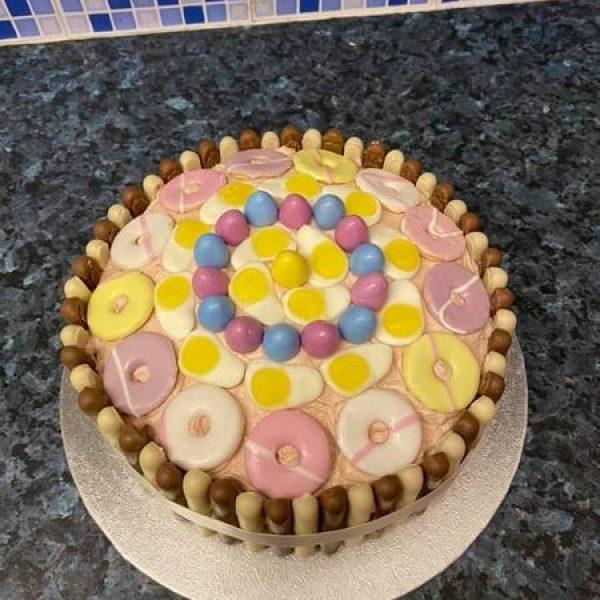 Naomi Burrell-Bake off