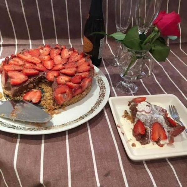 Rosemary-Valentine Bake off