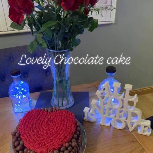 Ruby Winrow-Valentine Bake Off